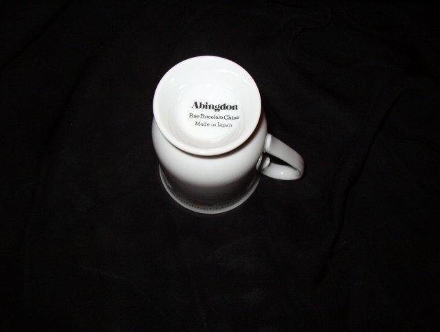 Japan China  Abingdon Mug