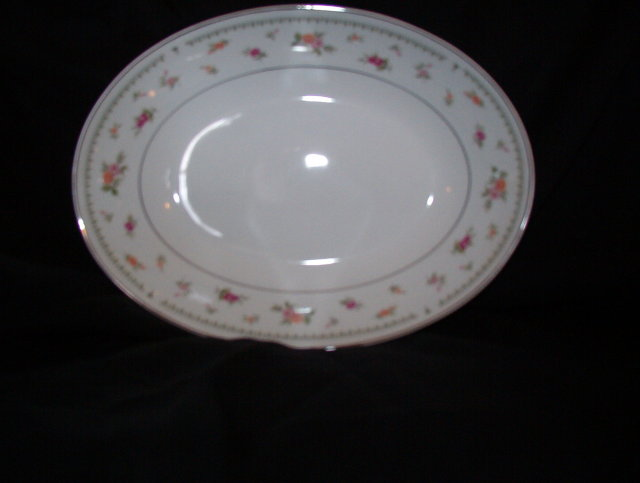 Japan China  Abingdon Oval Vegetable Bowl
