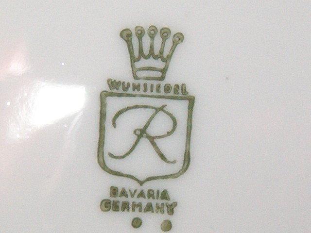 Wunsiedel Bavaria  Saucer