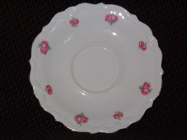 Winterling Bavaria Wig163  Saucer
