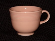 Homer Laughlin  Fiesta Apricot (Newer) Cup