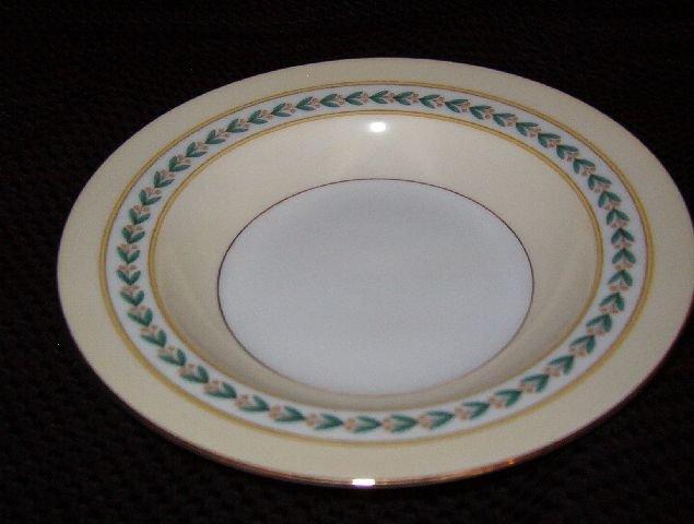 Noritake China Malibu Rimmed Soup Bowl
