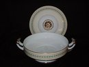 Noritake China Malibu Round Covered Vegetable Bowl
