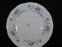 Johann Haviland Blue Garland  Bread & Butter Plate