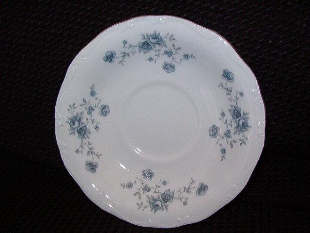 Johann Haviland Blue Garland Saucer
