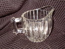 Jeannette Glass  National  Creamer