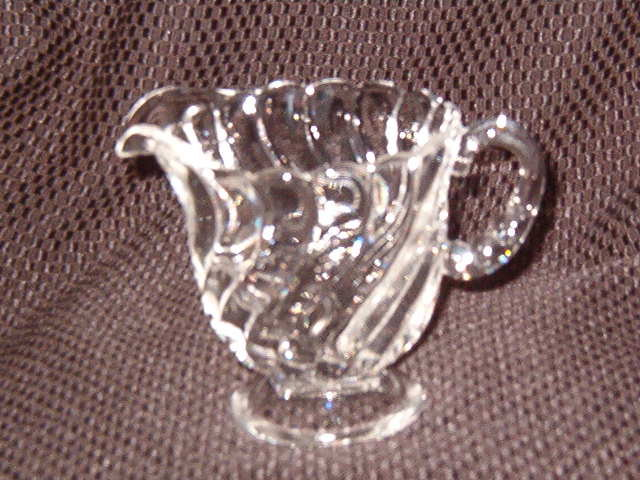 Fostoria  Colony  Creamer