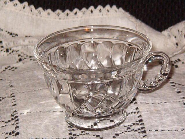 Fostoria  Colony Cup