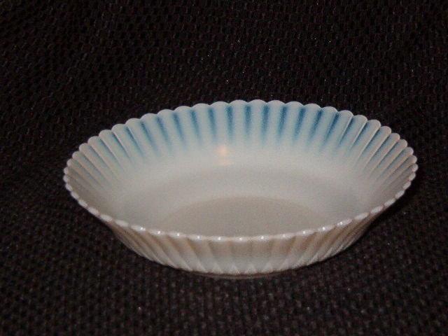 MacBeth Evans  Petalware Cremax Beige Cereal Bowl