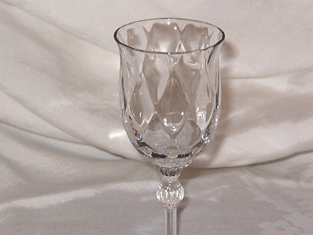 Heisey Fairacre Wine Glass