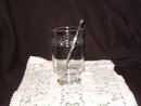 Princes House Crystal Heritage Beverage Server w/Stir Stick