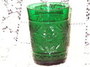 Anchor Hocking Sandwich Forest Green Tumbler
