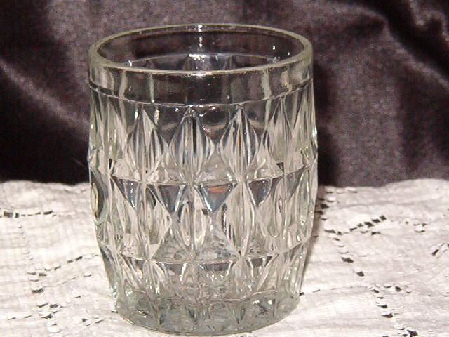 Jeannette Glas  Windsor Clear Tumbler