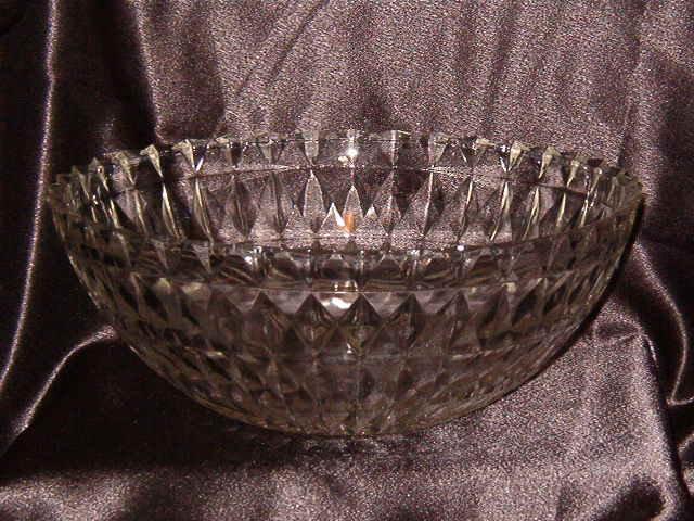 Jeannette Glass  Windsor Bowl