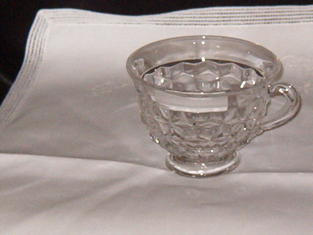Fostoria  American Clear  Punch Cup