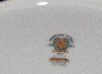 Noritake China Glenwood  Oval Vegetable Bowl