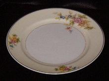 W H Japan Wishbone & Horseshoe Dessert Plate