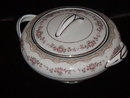 Noritake China  Glenwood Sugar Bowl w/lid