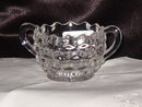 Fostoria American Clear Sugar Bowl