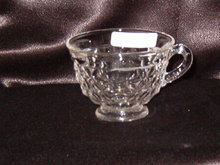 Fostoria American Clear Footed Cup