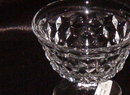 Fostoria American Clear Ice Cream Dish
