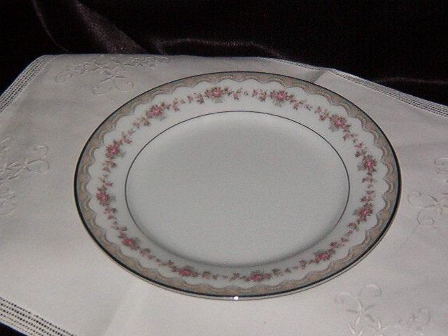 Noritake China Glenwood  Salad Plate