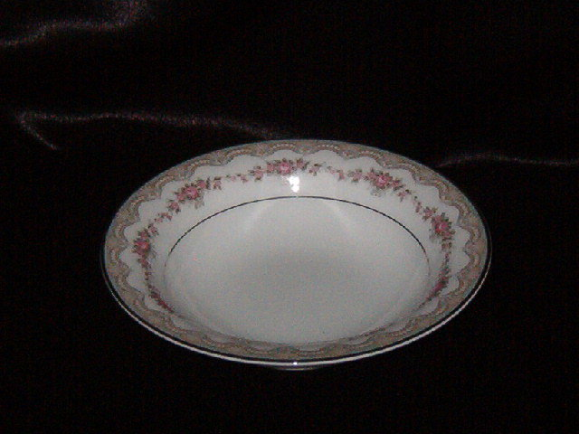Noritake China Glenwood Fruit Bowl