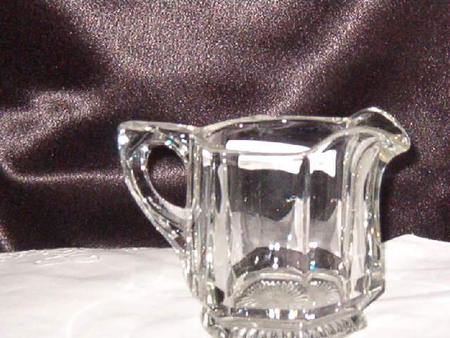 Indiana Glass #165 Creamer