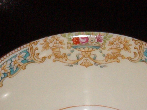 Noritake China Lauritz Lugged Cereal Bowl