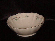 Lenox Rose Manor Pink Cereal Bowl