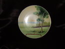 Meito China Hand Painted Jonroth Studios  Plate