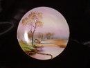 Noritake China Tree in Meadow Bread & Butter Plate