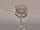 Libbey Rock Sharpe Knob Hill 3009  Wine Rhine Goblet