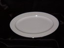 Style House Brocade Oval Serving Platter