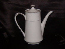 Style House Brocade Coffee Pot w/Lid