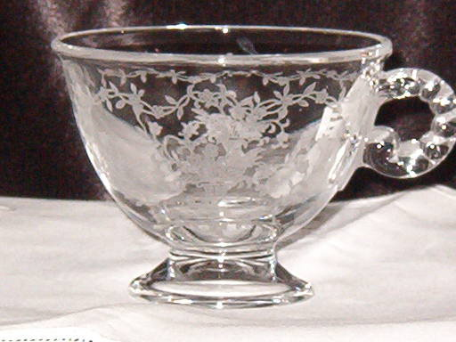 Fostoria  Mayflower  Cup