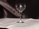 Vintage Etched Stemware - Sherry
