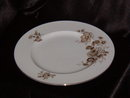 Johann Haviland Twilight Rose Salad Plate