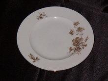 Johann Haviland Twilight Rose  Bread & Butter Plate