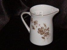 Johann Haviland  Twilight Rose Creamer