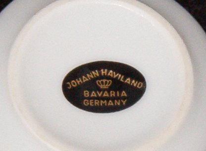 Johann Haviland  Twilight Rose Creamer