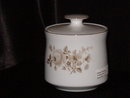 Johann Haviland Twilight Rose Sugar Bowl w/Lid