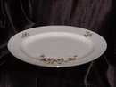 Johann Haviland Twilight Rose Oval Serving Platter