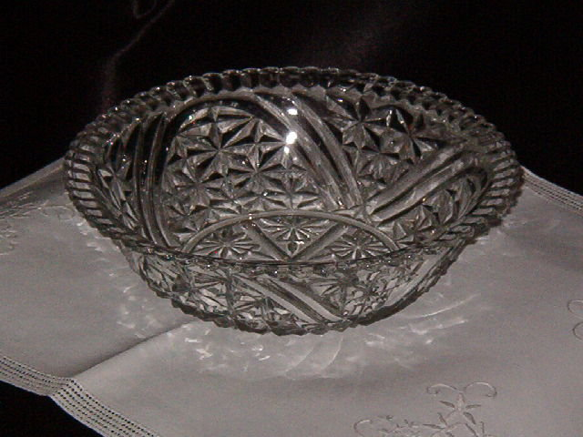 Anchor Hocking Stars & Bars Bowl