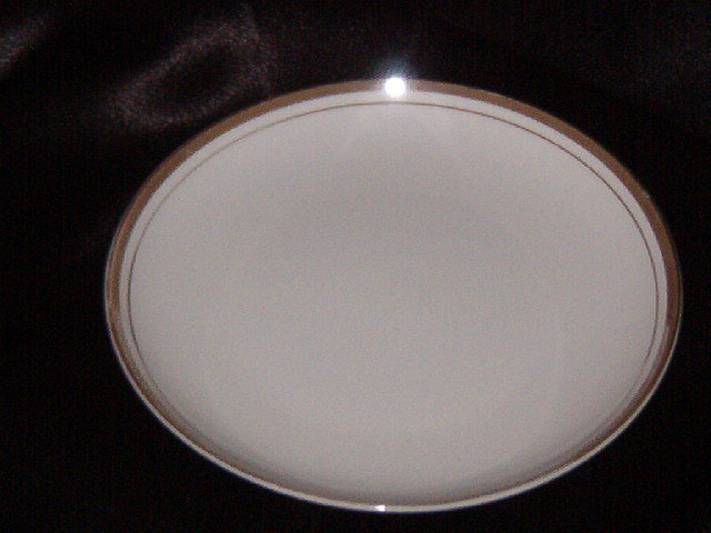 Royalton Golden Elegance Bread & Butter Plate