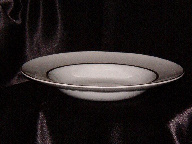 Salem Symphony in Gold Soup Bowl