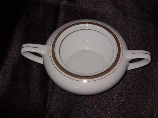 Royalton Golden Elegance Sugar Bowl