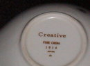 Creative Platinum Star Burst Creamer