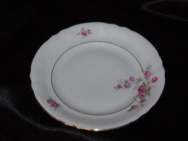 Gebruder Benedikt Czechoslovakia Salad Plate