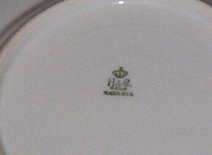 Heinrick & Co Selb Bavaria Bread & Butter Plate